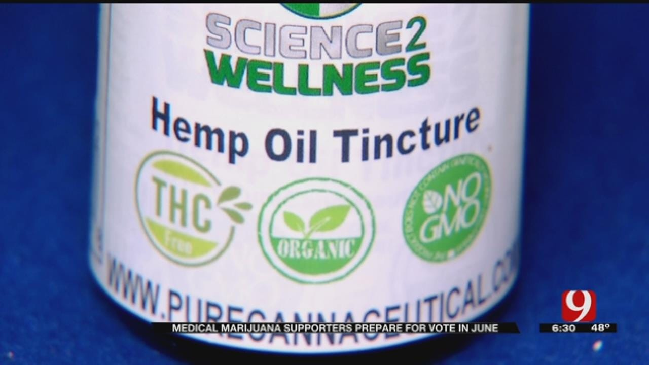 Oklahoma Pain Patients Optimistic About Medical Marijuana Vote