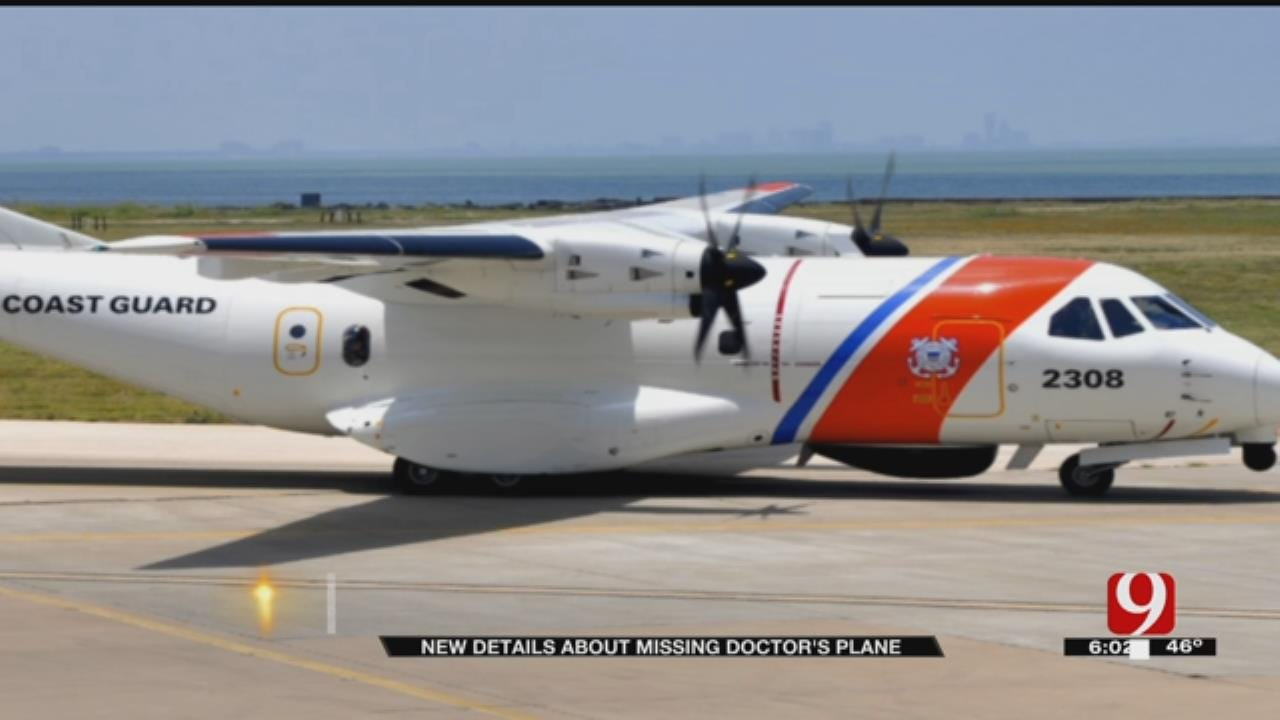 OKC Doctor's Plane Likely Had Hypoxia Alert System