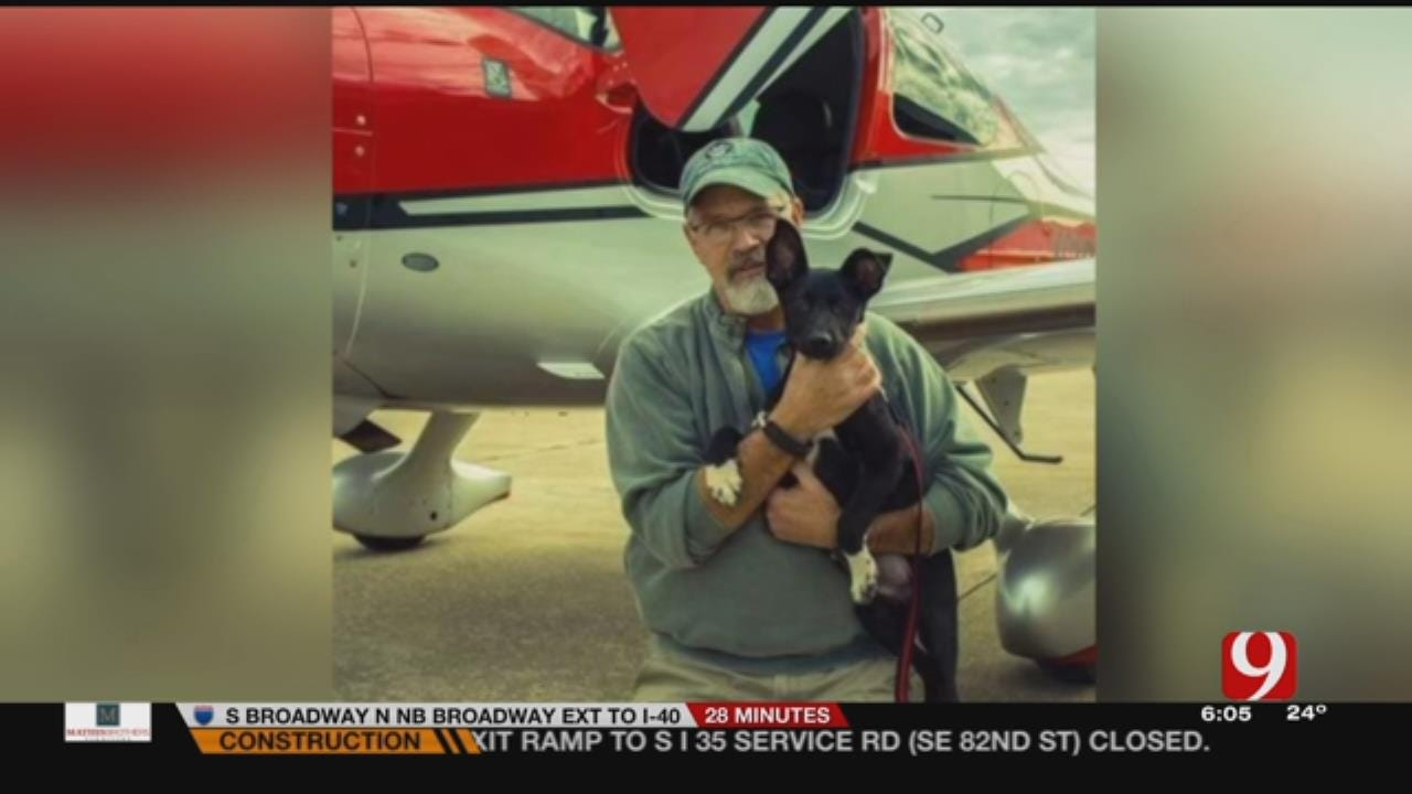 Search Continues For Missing OKC Pilot After Losing Contact