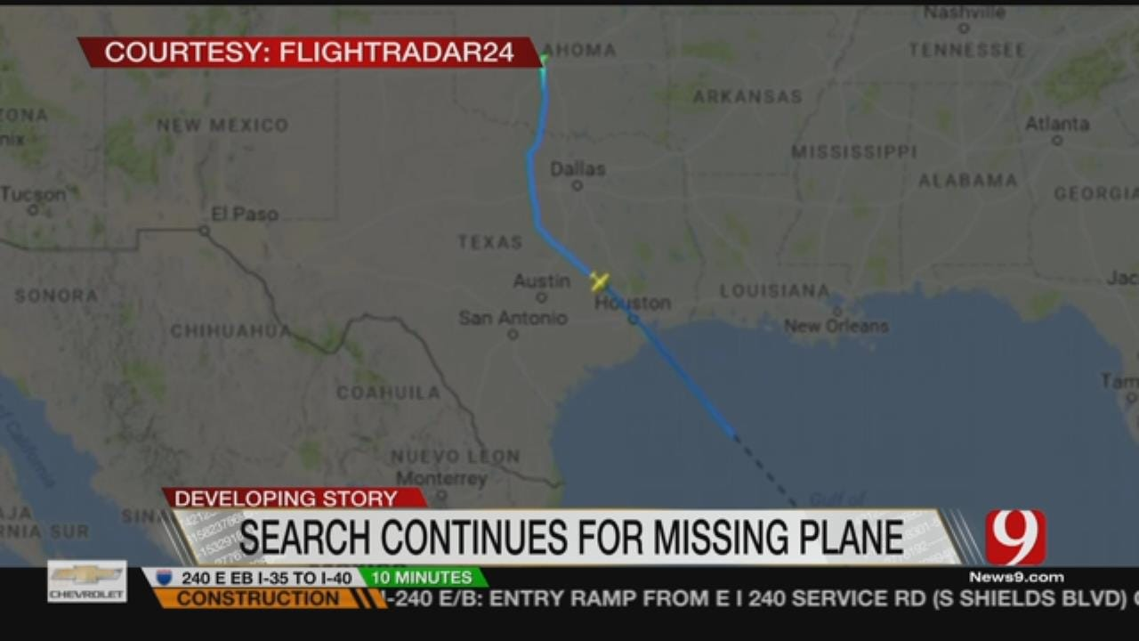 FAA: Radar Shows Metro Plane Heading Into The Gulf Of Mexico