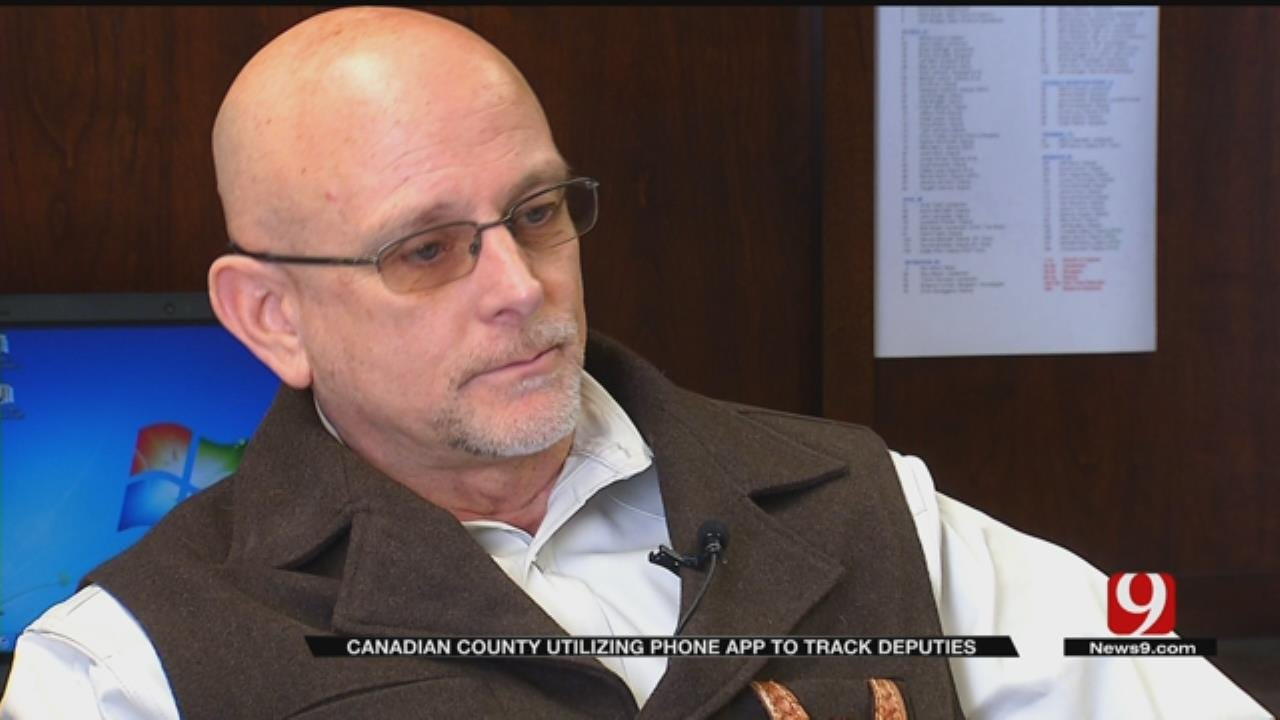 iPhone App Helps Canadian Co. Sheriff's Office Track Deputies