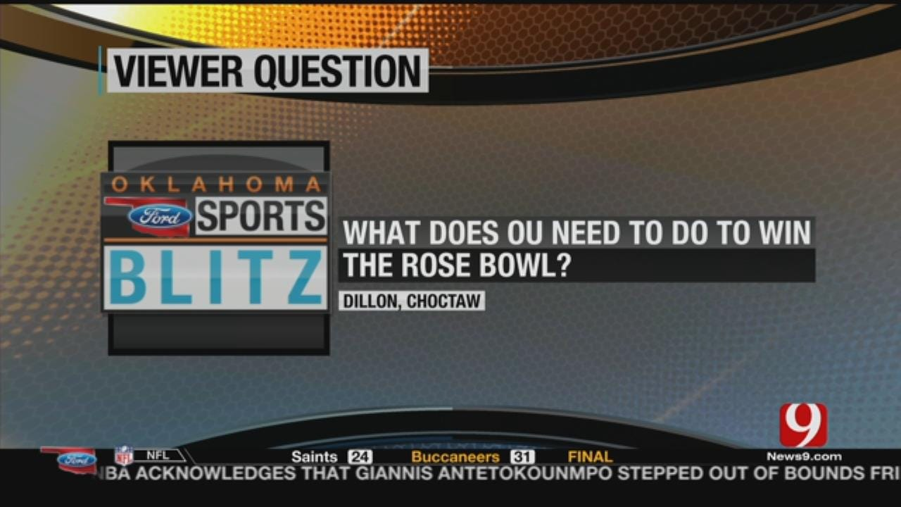 Viewer Question Of The Week
