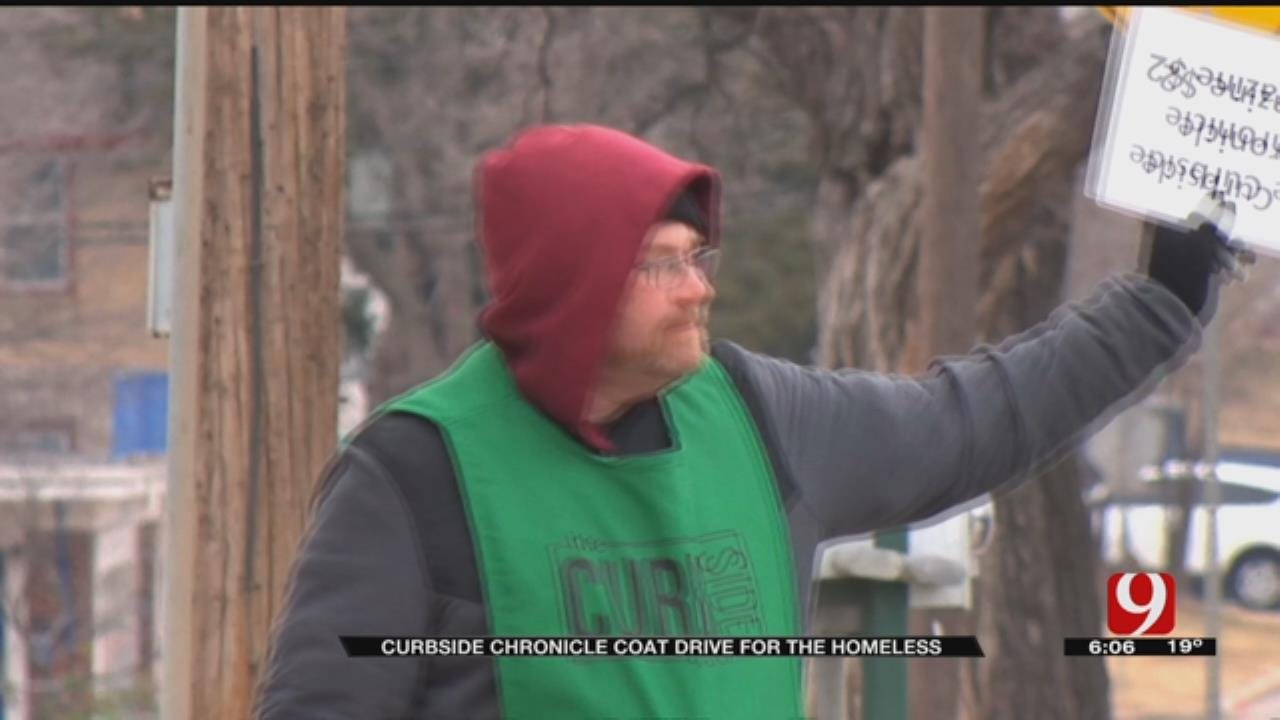 Coat Drive Benefits Homeless