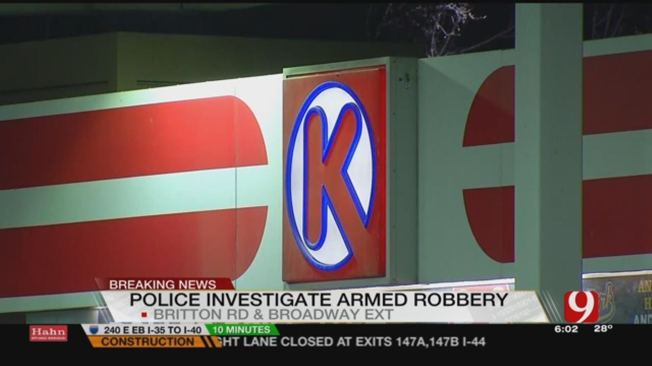 Convenience Store Robbed Twice In Two Days