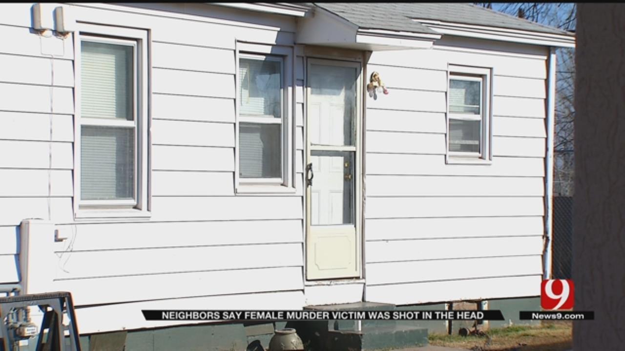 Neighbors React To Woman's Killing In SW OKC