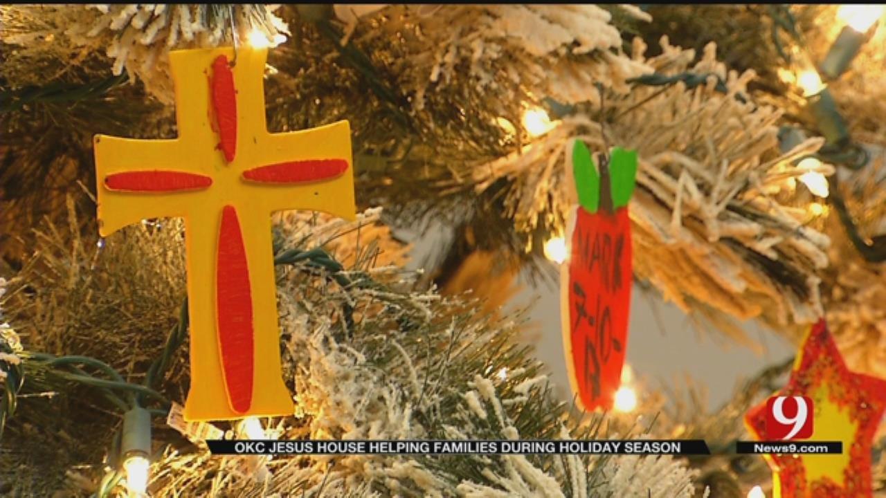 OKC Jesus House Helping Families During Holiday Season