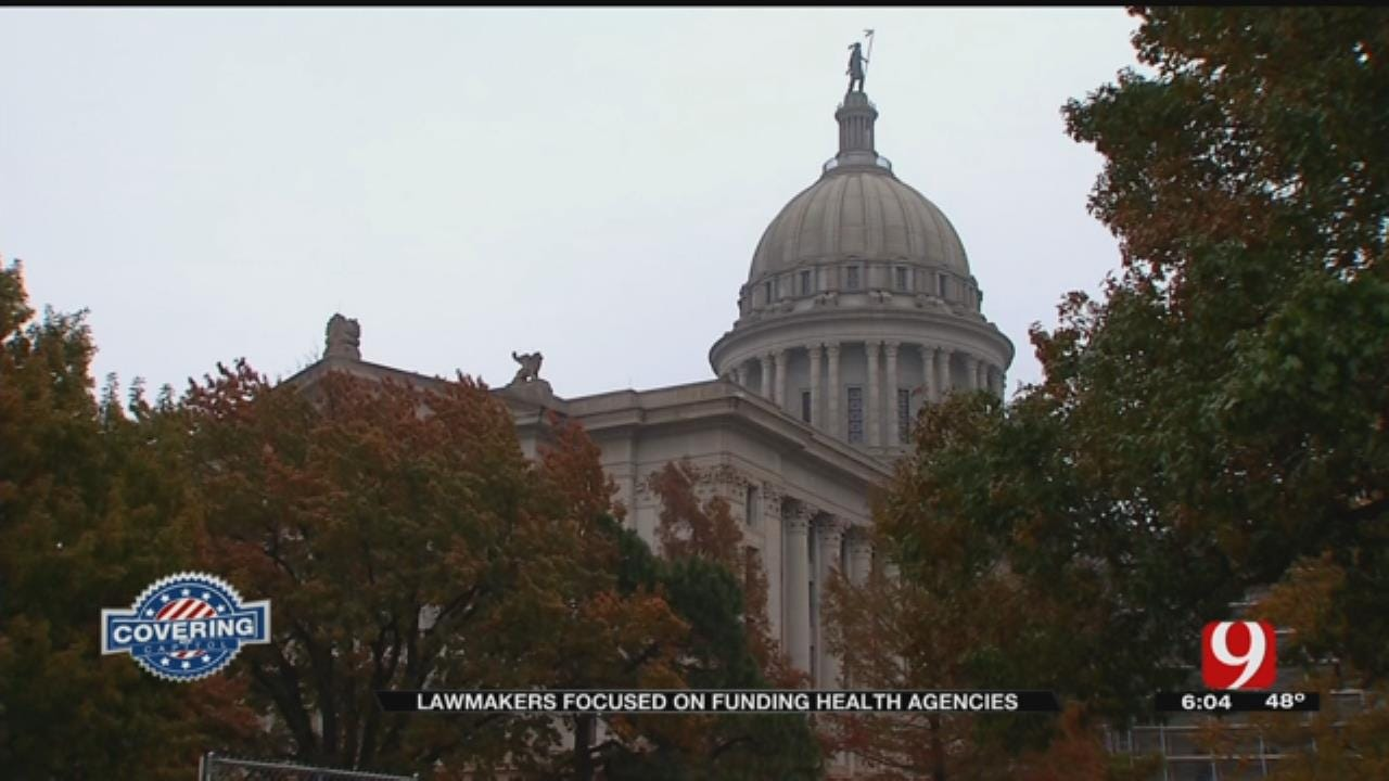 Oklahoma House To Vote On Bills Impacting Medicaid