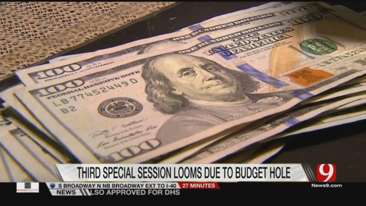 Lawmakers Pass Several Bills In Second Special Session