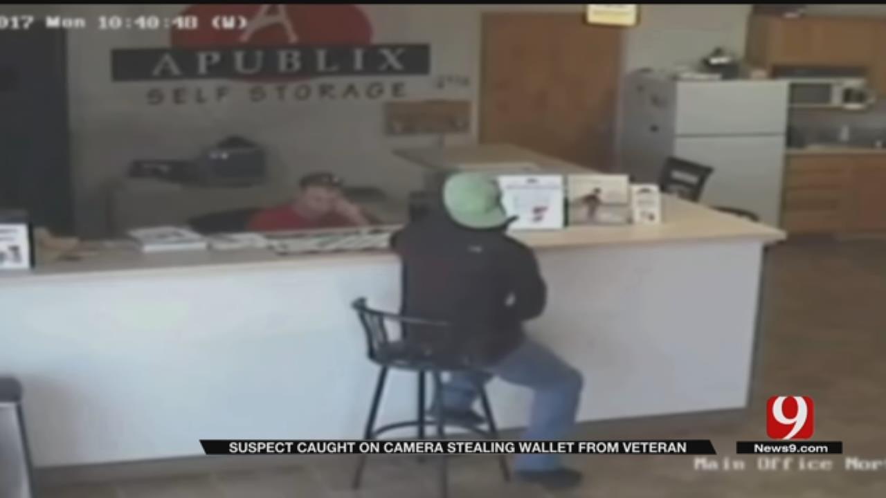 Metro Veteran's Wallet Stolen