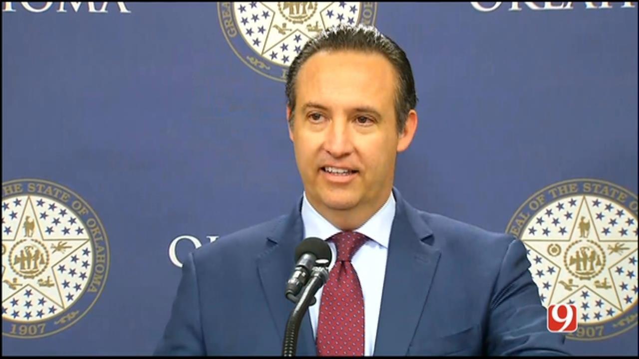 WEB EXTRA: Interim Health Commissioner Preston Doerflinger Holds Press Conference
