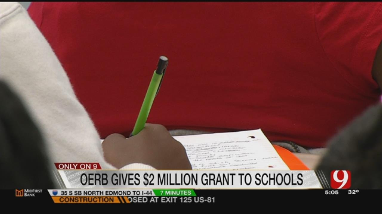 OERB Taking Grant Applications For STEM Funding In OK Schools