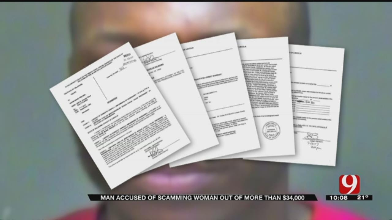 Woman Loses Over $34,000 in Oklahoma Based Phone Scam