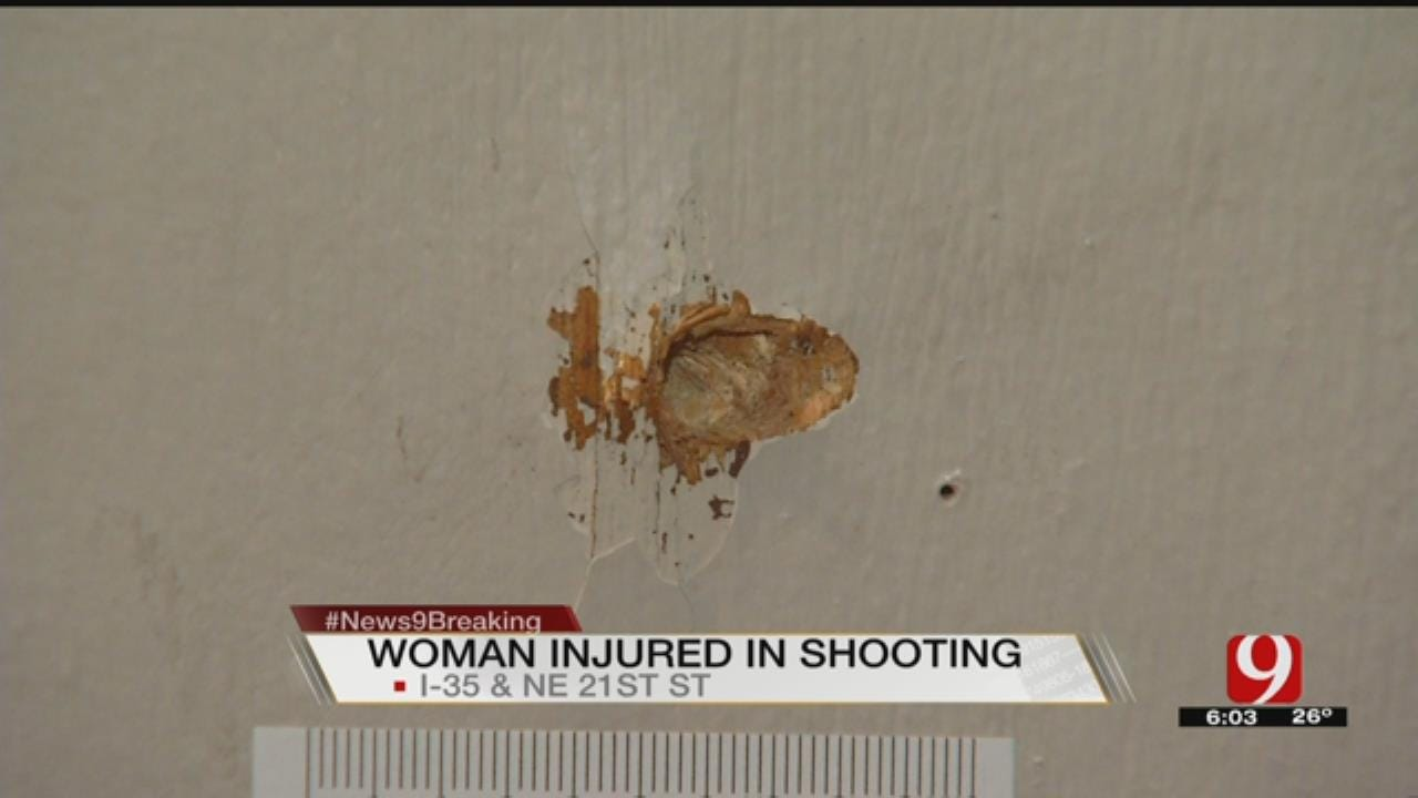 Moore Woman Hospitalized After Shooting At Apartment Complex