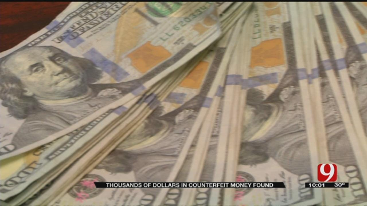 Counterfeit Money In Noble