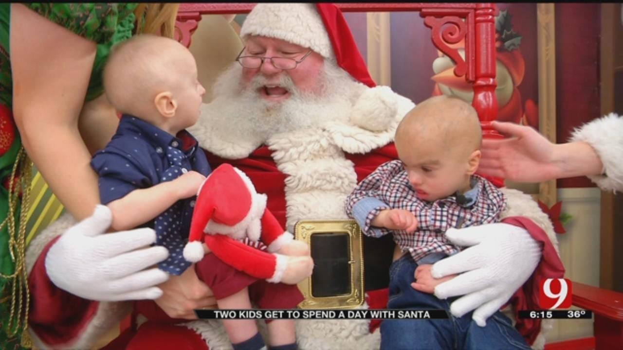 EMSA Takes Twins To The 'North Pole'