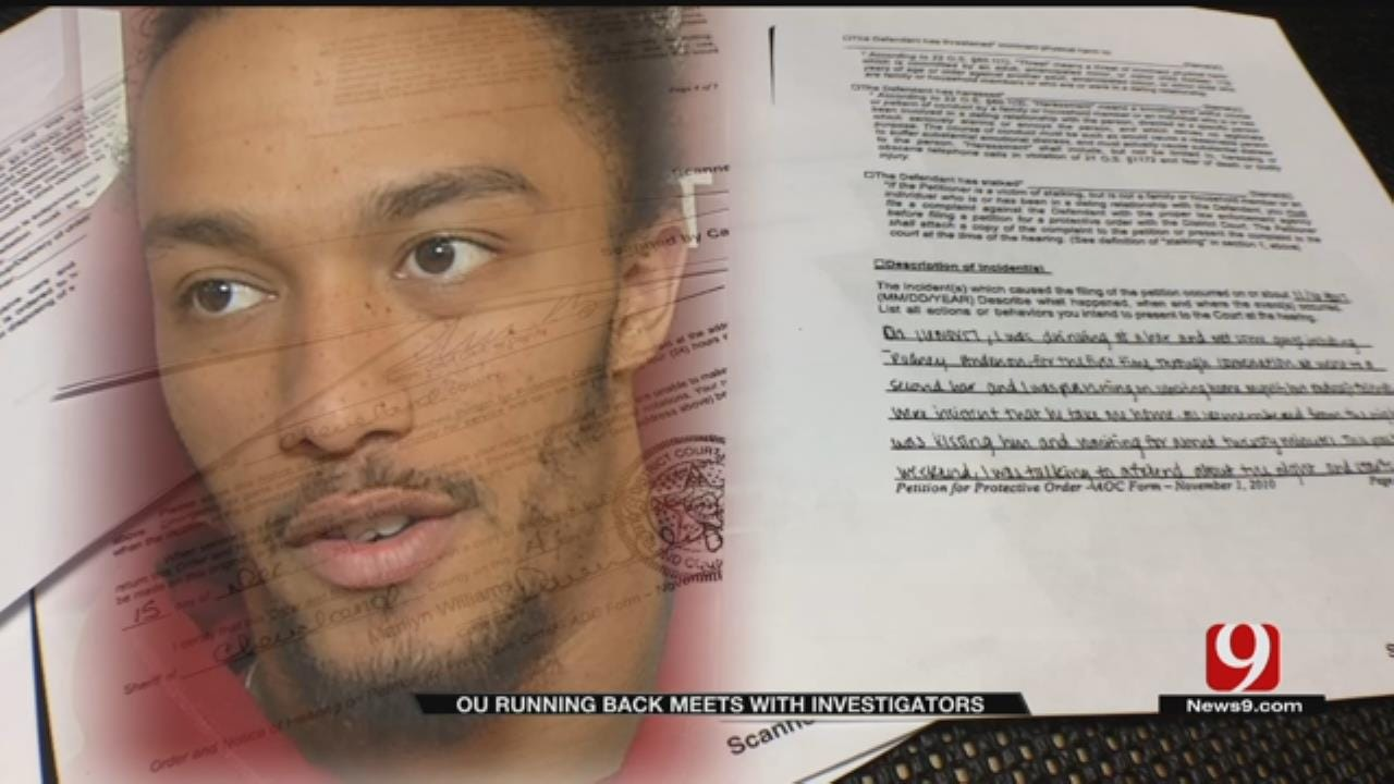 OU Running Back Responds Following Rape Allegations