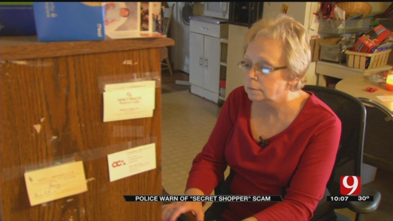 Scam Targeting Job Hunters
