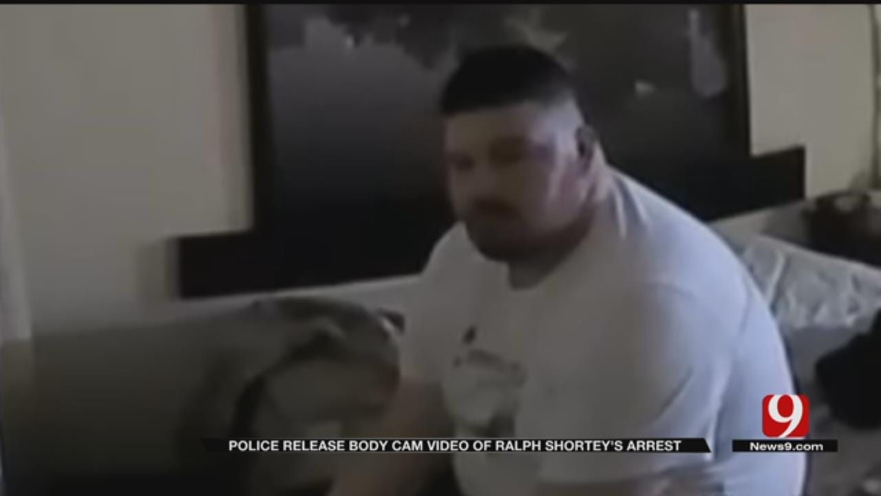 Shortey Police Body Cam Footage