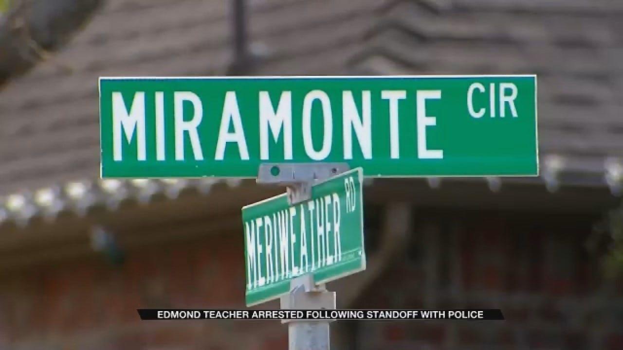 Edmond Teacher/Coach Arrested After Standoff