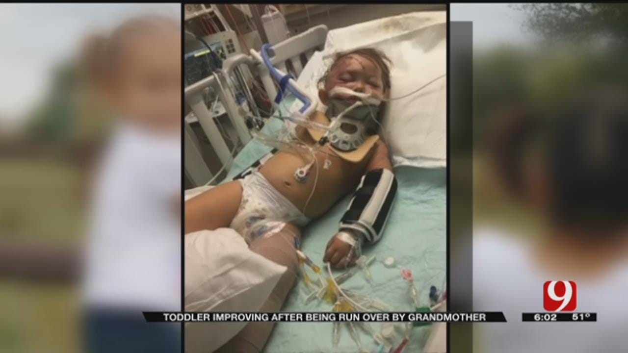 3-Year-Old Stillwater Girl Run Over On Thanksgiving Improving