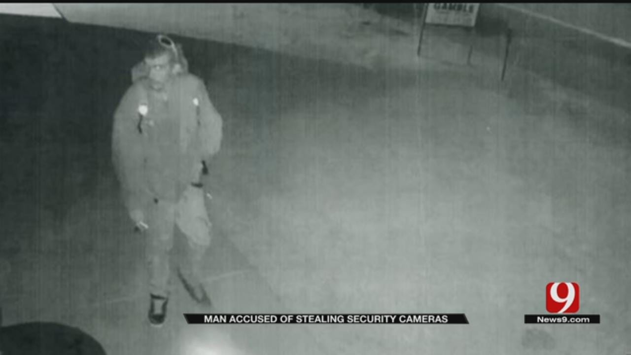 Man Targeting Metro Businesses
