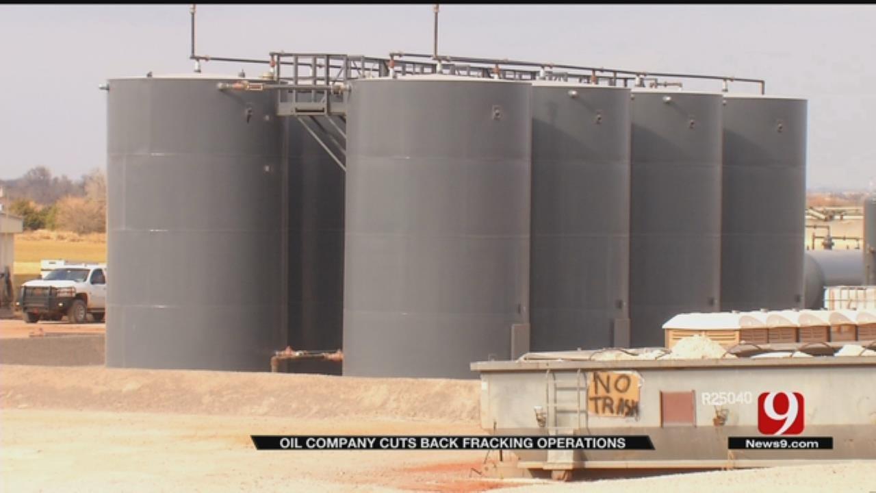 Yukon Company Cuts Back Fracking Operations