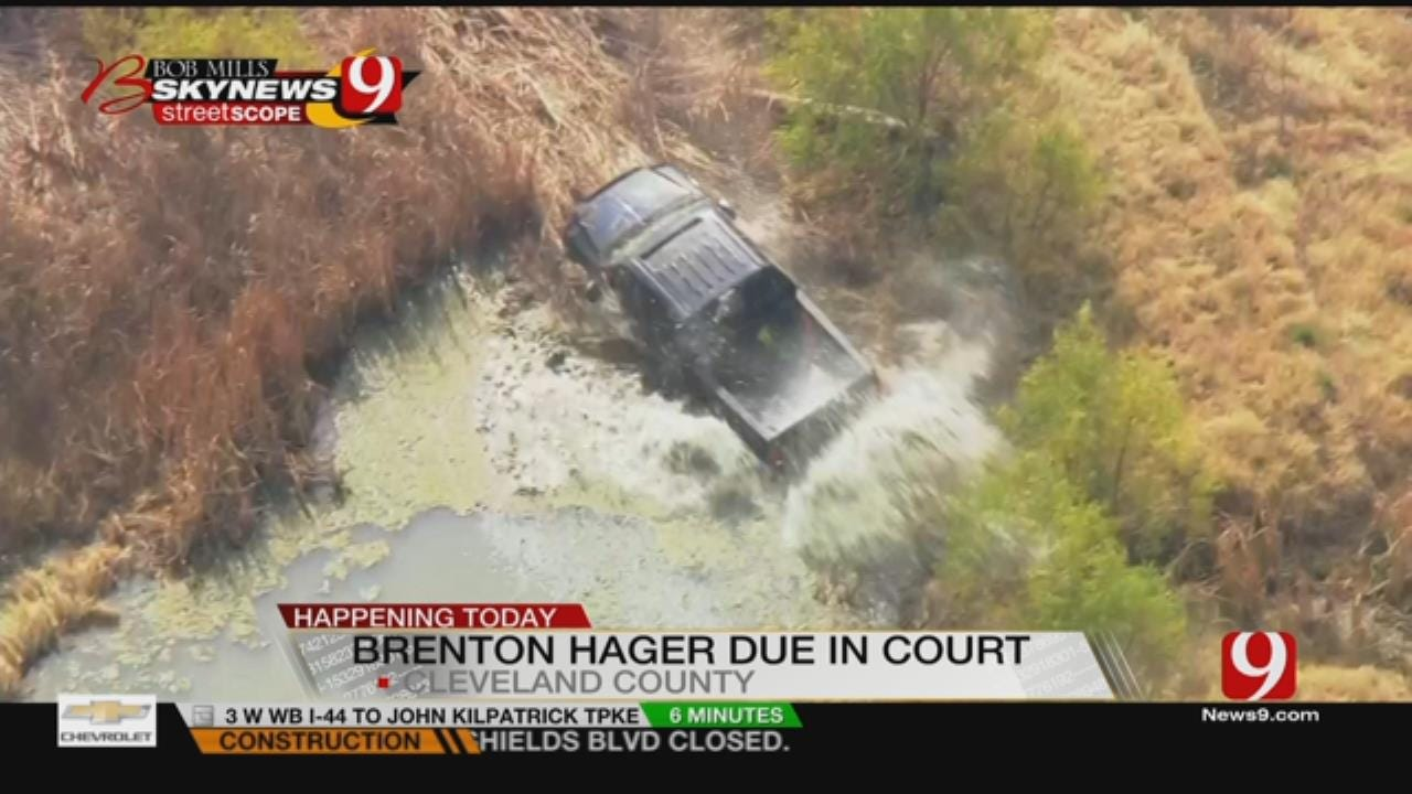 Metro Chase Suspect Scheduled To Be In Court Tuesday