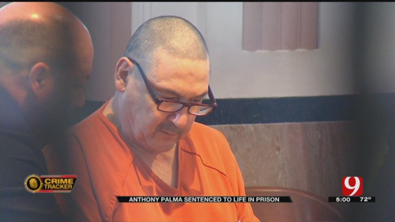 Anthony Palma Sentenced To Life In Prison