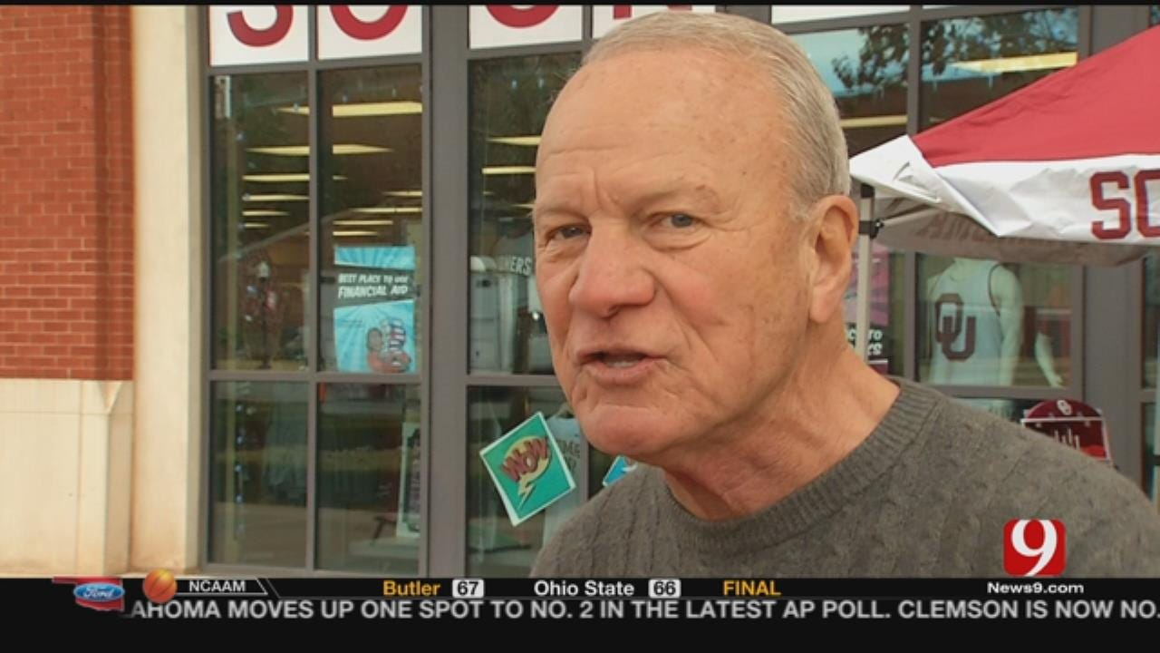 Barry Switzer Weighs In On Baker Mayfield