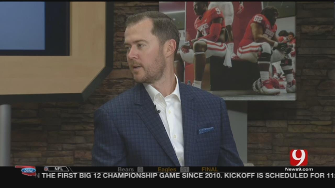 One-On-One With Lincoln Riley
