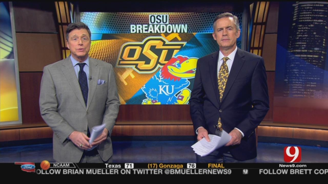 OSU-Kansas Breakdown