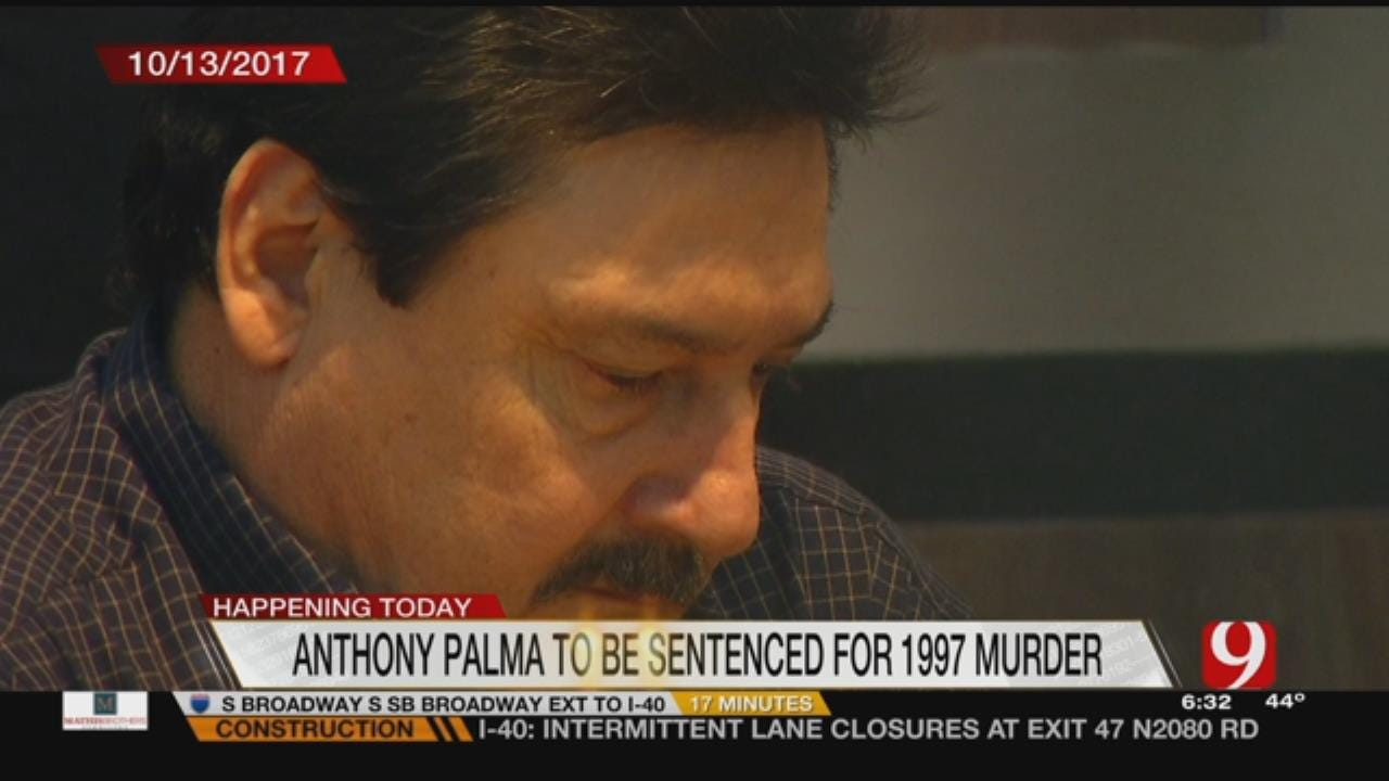 Convicted Murderer To Be Sentenced Formally