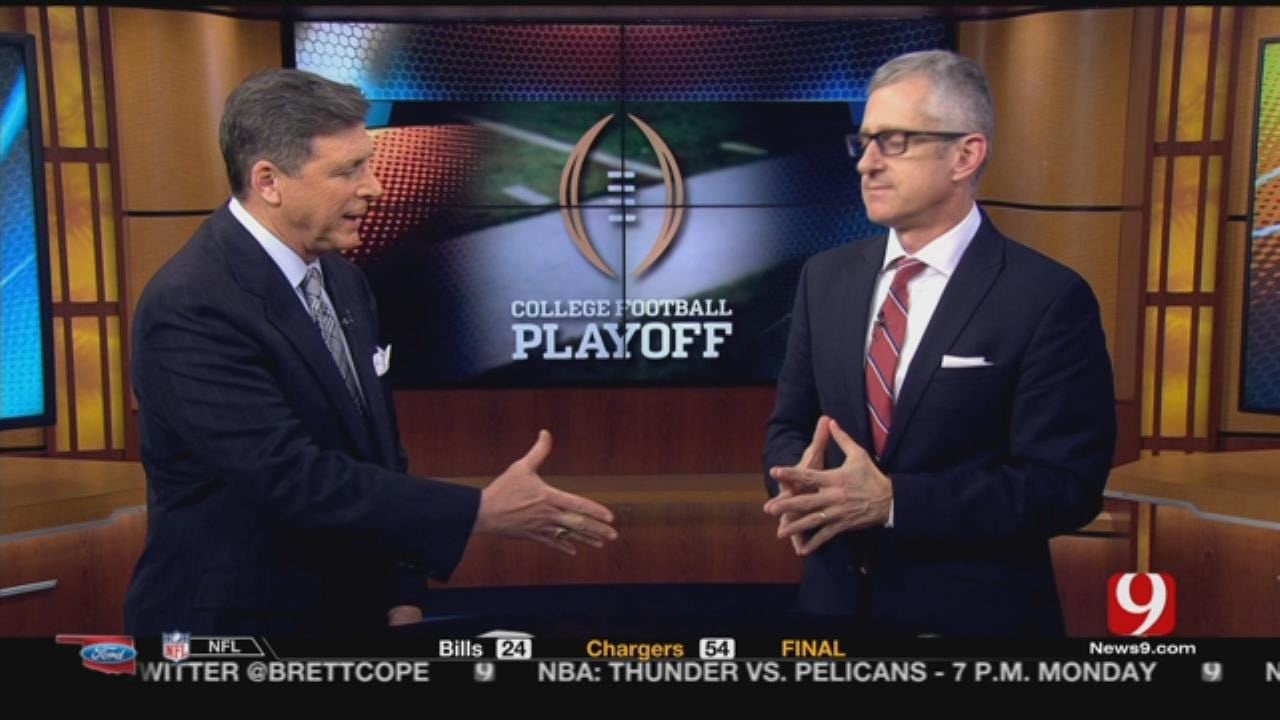USA Today's George Schroeder Talks College Football