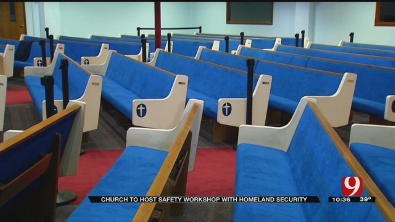 OKC Church Hosts Workplace Safety Seminar For Public