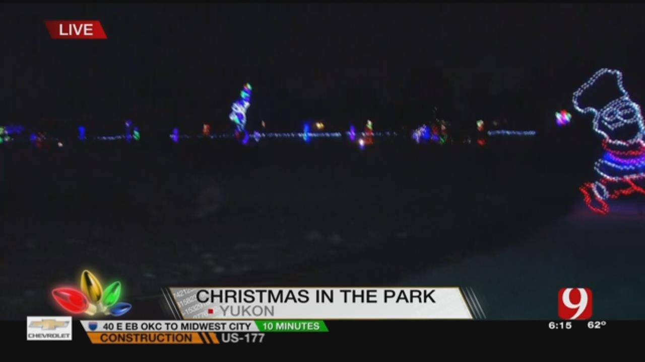 Christmas In The Park Kicks Off Saturday In Yukon