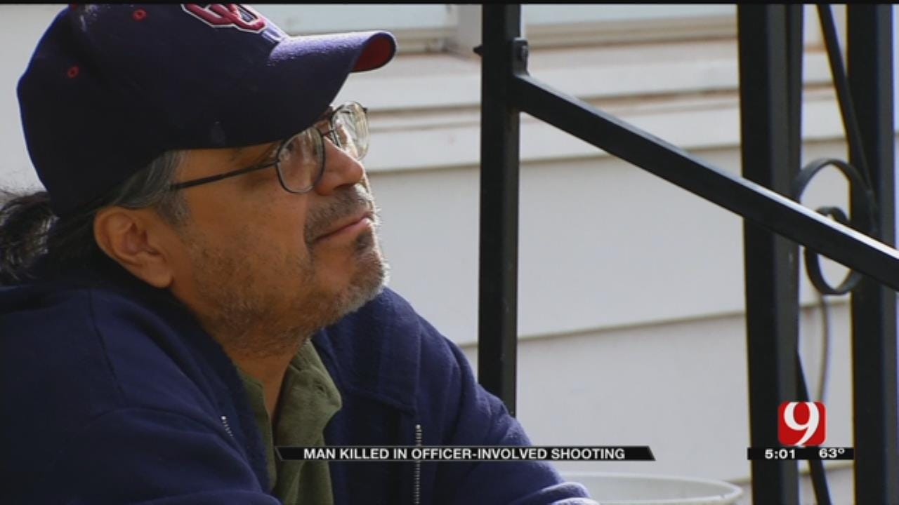 Father Seeks Answers After Son Shot By Police