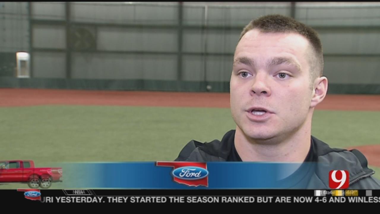 Matt Whatley Reflects On First Year Of Pro Baseball