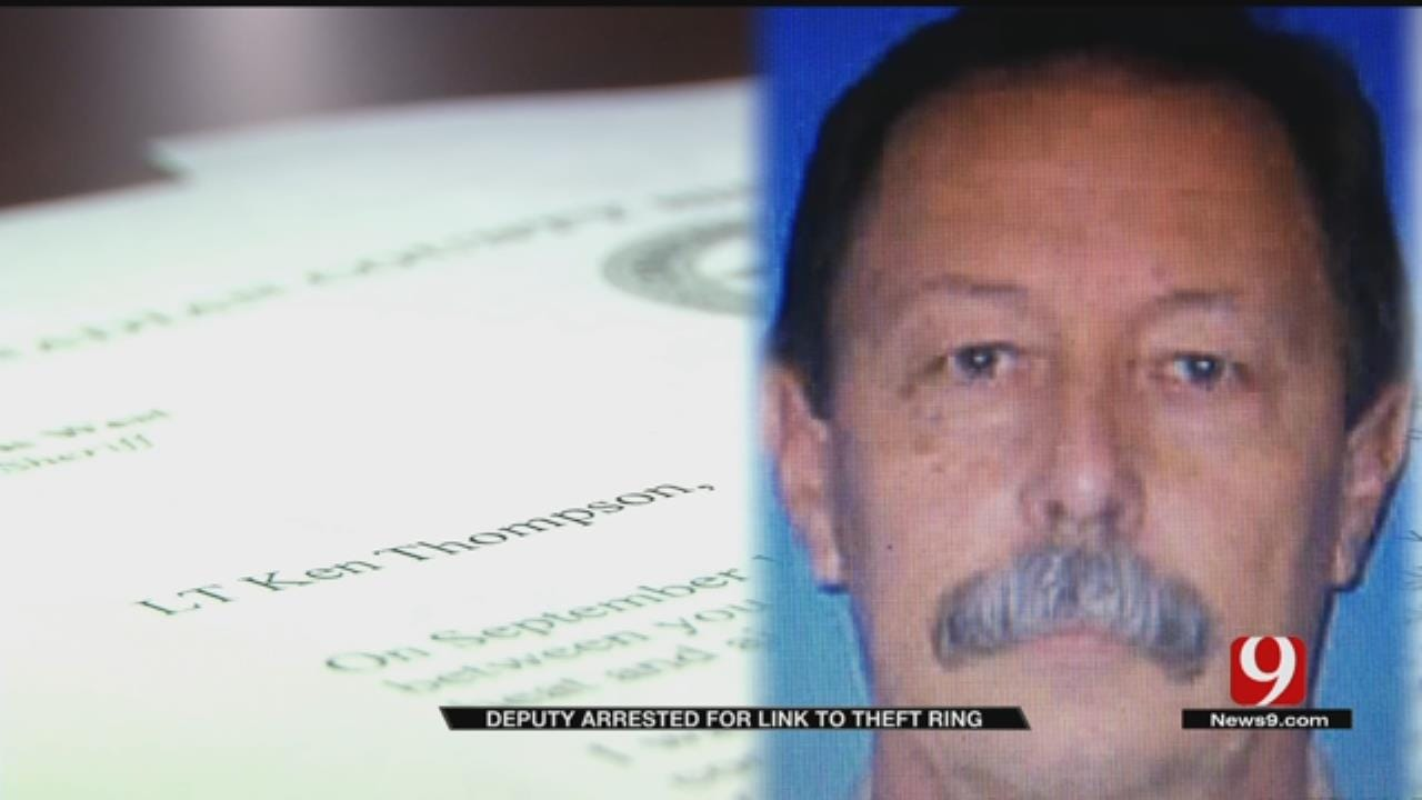 Canadian Co. Investigator Fired For 'Public Corruption'