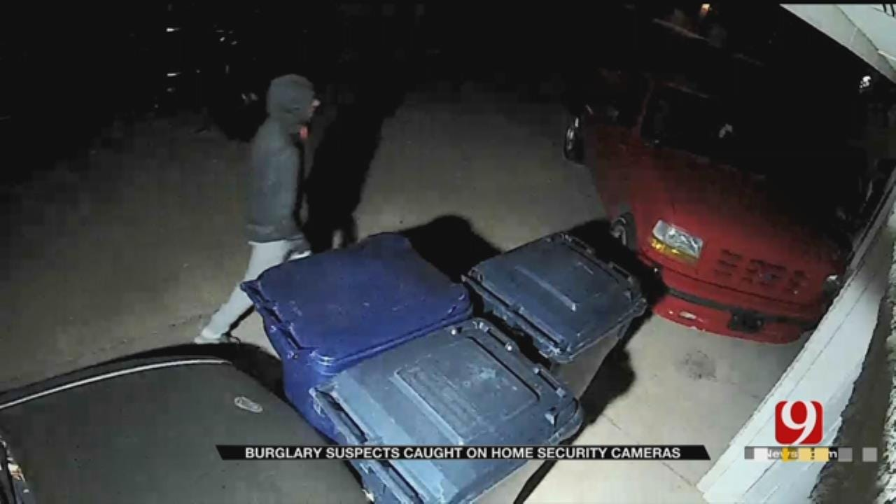 Thieves Target Home