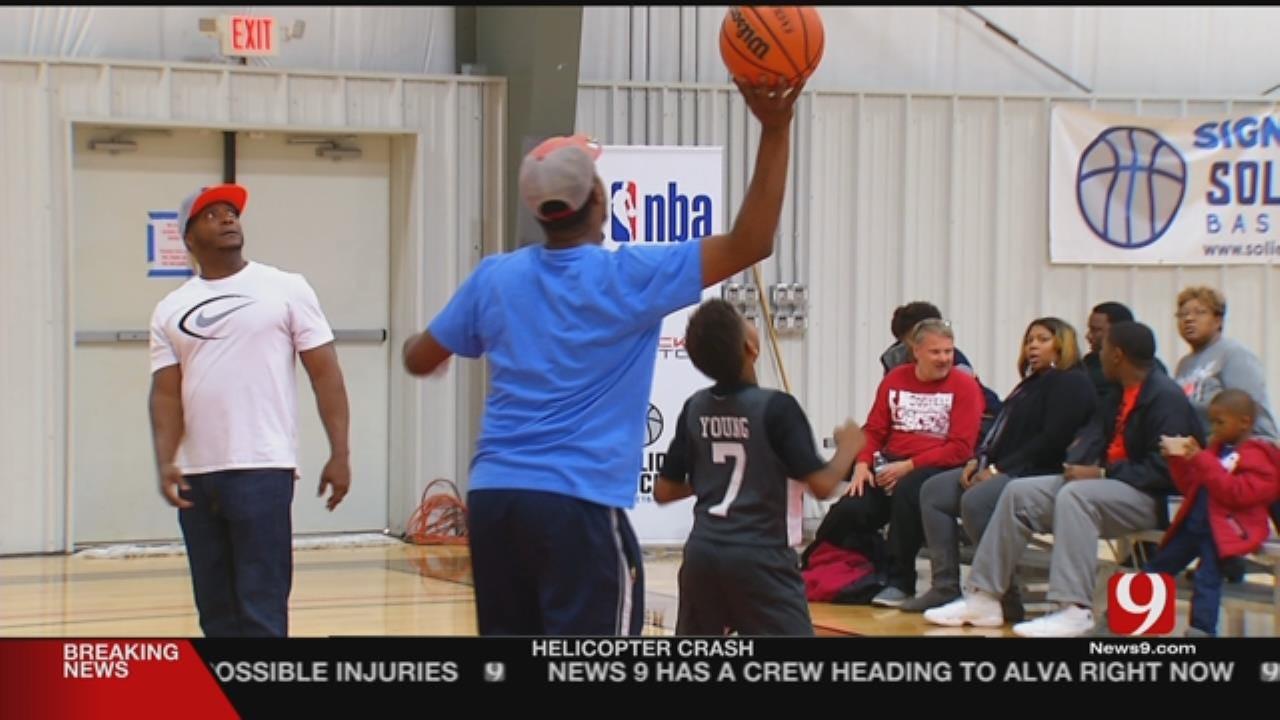 Oklahoma Gym To Host Junior NBA League