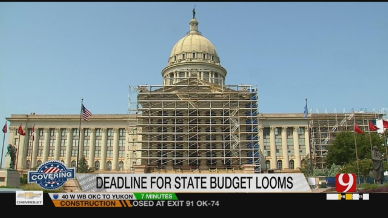 Inaction Creates Divisions Among Lawmakers As Budget Deadline Looms