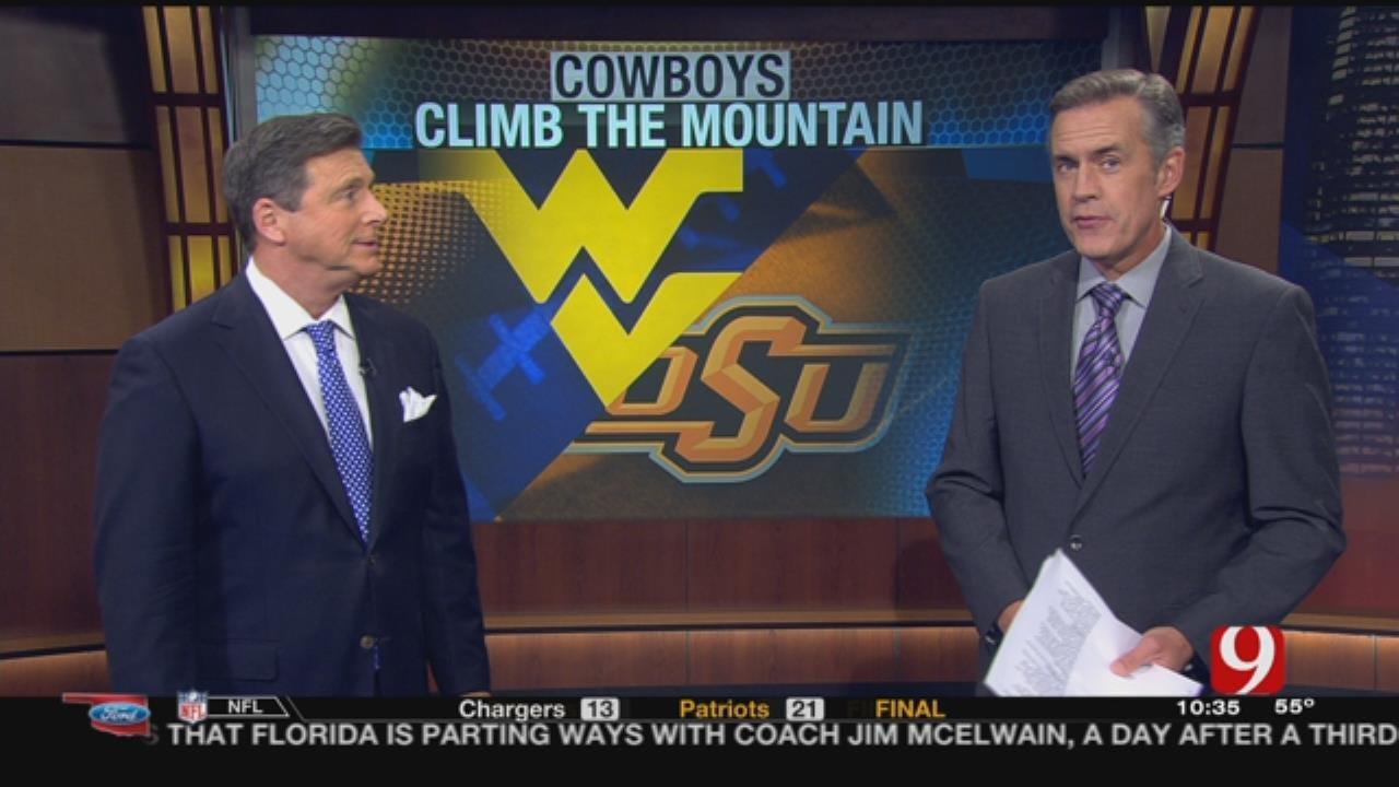 Cowboys Crush Mountaineers