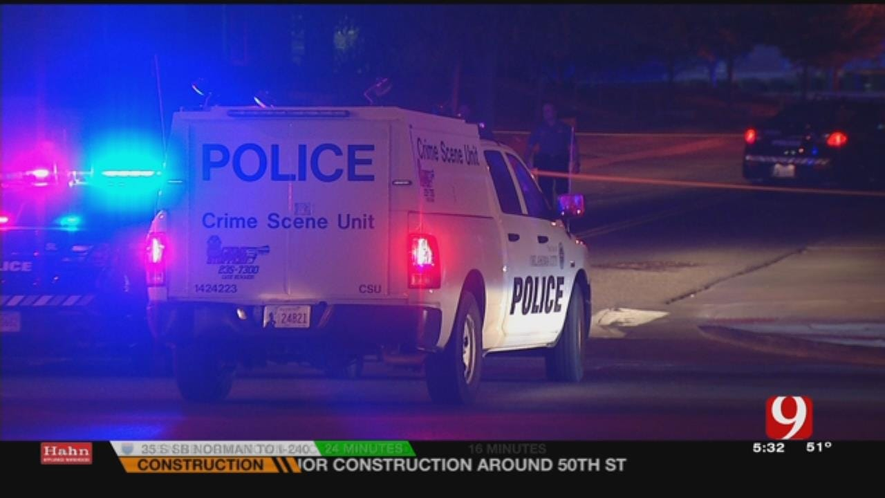 One Dead After NW OKC Shooting