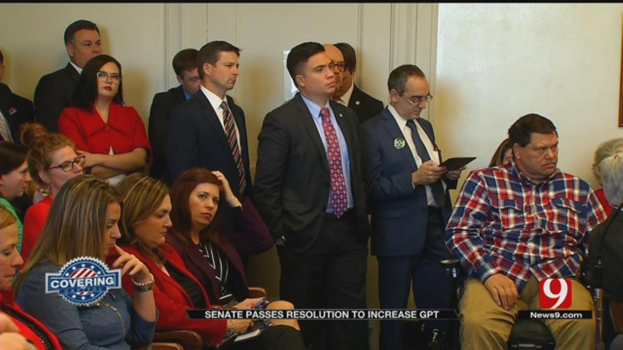 Senate Passes Resolution To Find Budget Solution