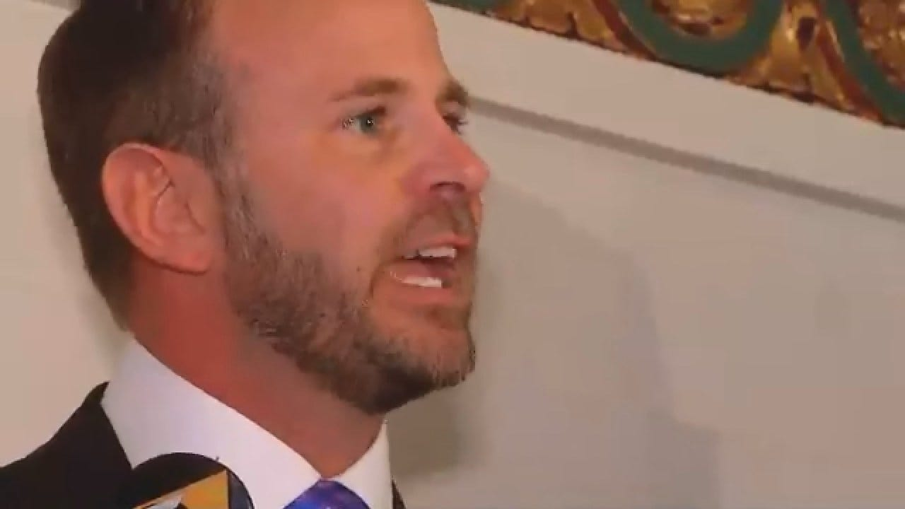 WEB EXTRA: Rep. Cory Williams Responds After McCall Chastises Dems
