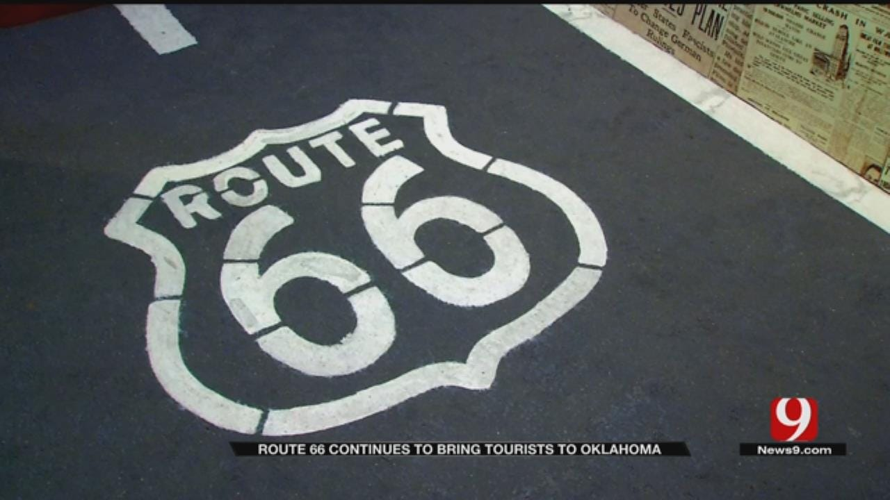 The Renaissance Of Historic Route 66 In Oklahoma