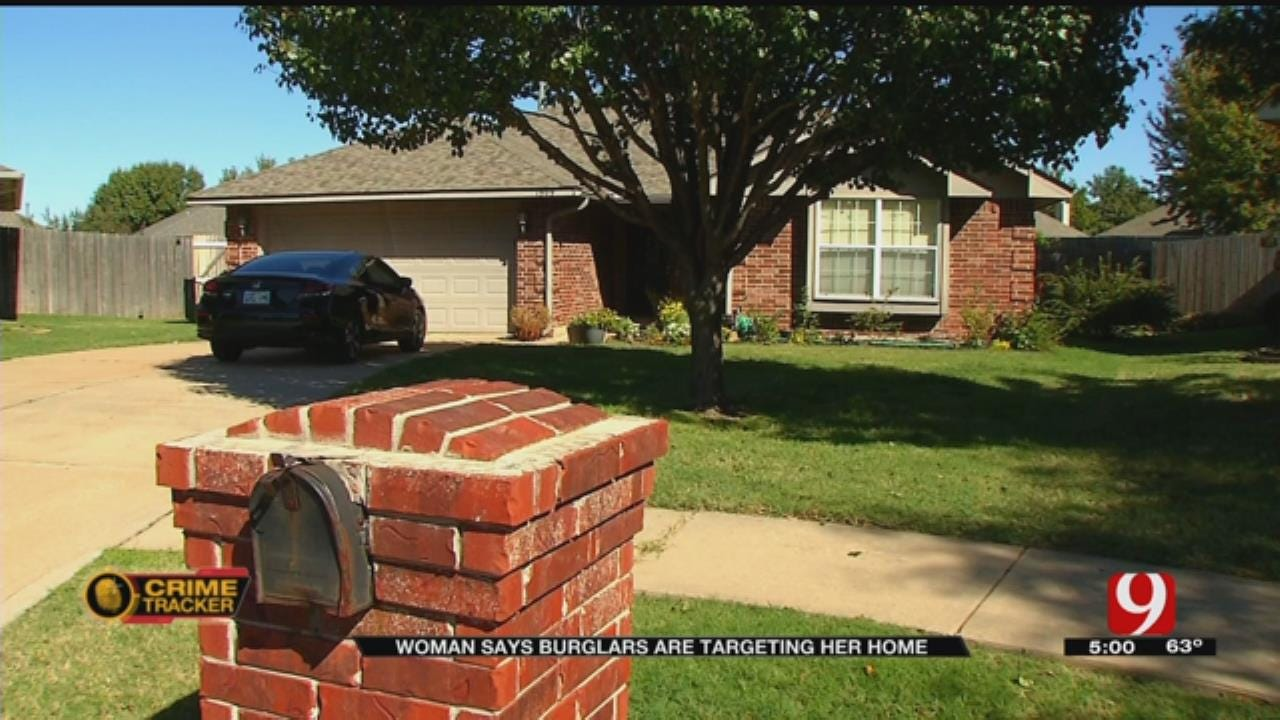 Edmond Home Targeted Twice By Burglars And Vandals