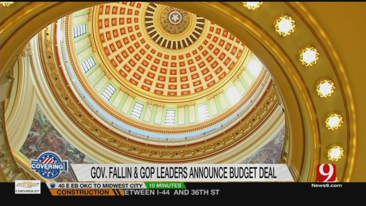 Joint Budget Committee To Meet Tuesday To Discuss Plan