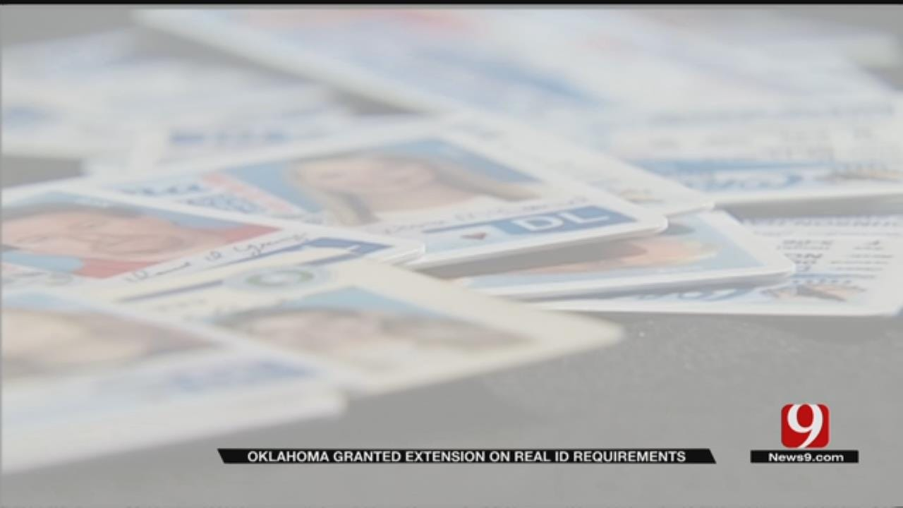 Oklahoma Granted Extension On REAL ID Requirements