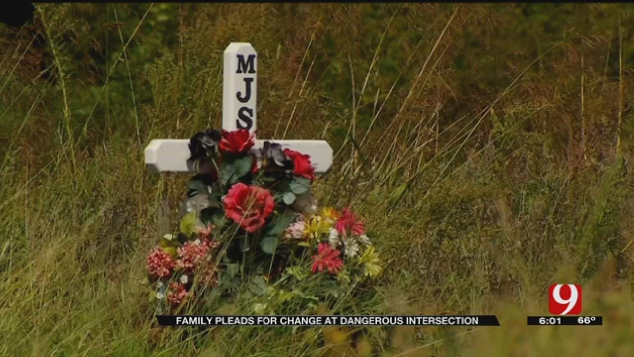 Family Pleads For Change At Dangerous Piedmont Intersection